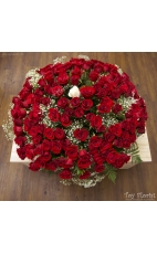 171 Red Roses