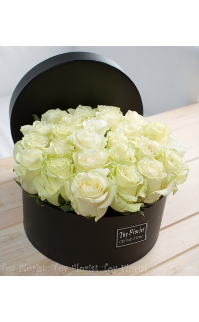White Rose Box