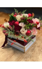 Holiday Flower Box